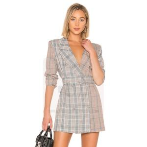 Lovers and Friends Blazer Dress